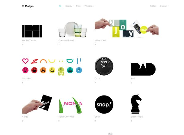 Inspiring Grid Based Web Design