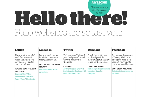 Web Design Trends for 2012