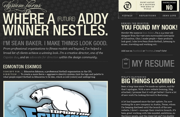 Web Design Trends for 2012