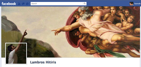 Facebook Timeline Cover Creative Examples Part II