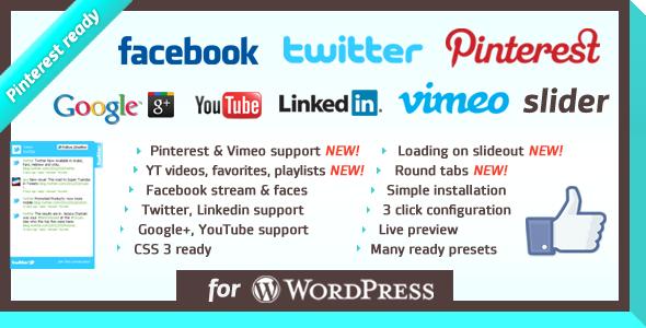15 Must Have Premium WordPress Facebook Plugins