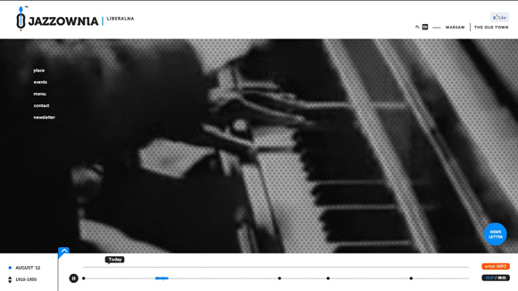Websites Featuring Video as a Background